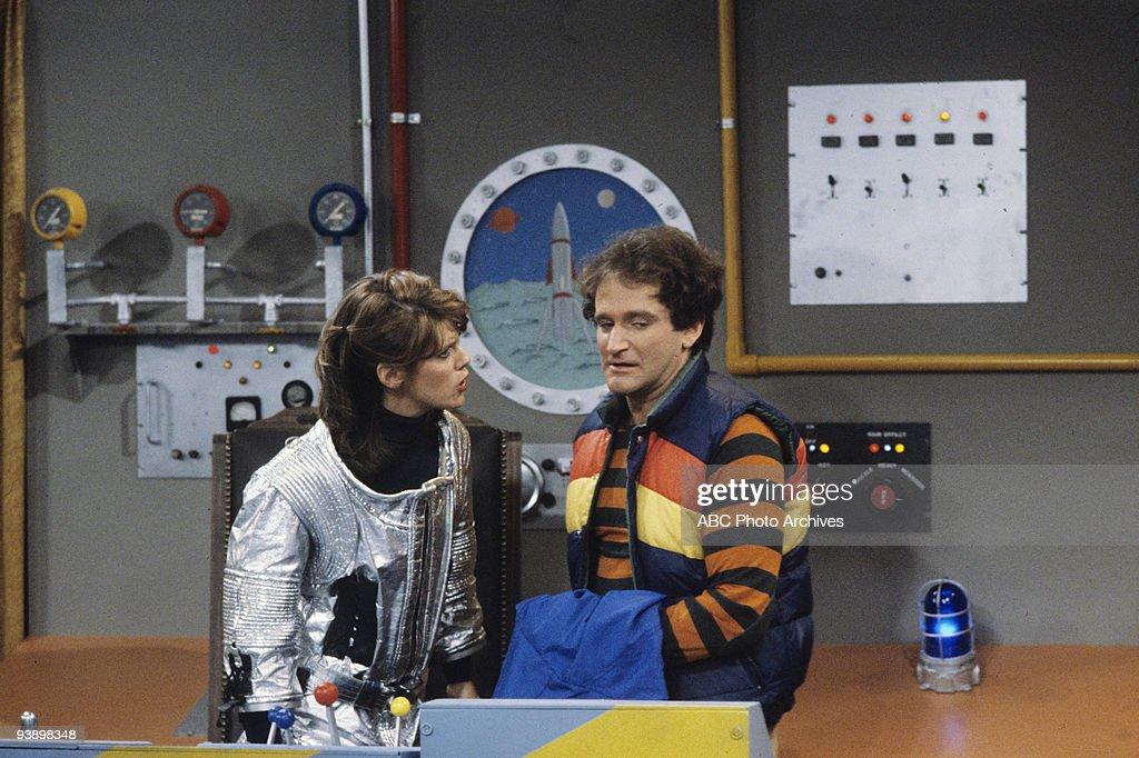 MORK MINDY 'Mama Mork Papa Mindy' 11/5/81 Pam Dawber Robin Williams