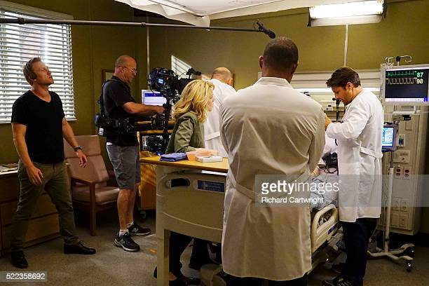 S ANATOMY 'Mama Tried' Callie and Arizona are at odds over Sofia's future and Stephanie questions the status of her relationship with Kyle Meanwhile...