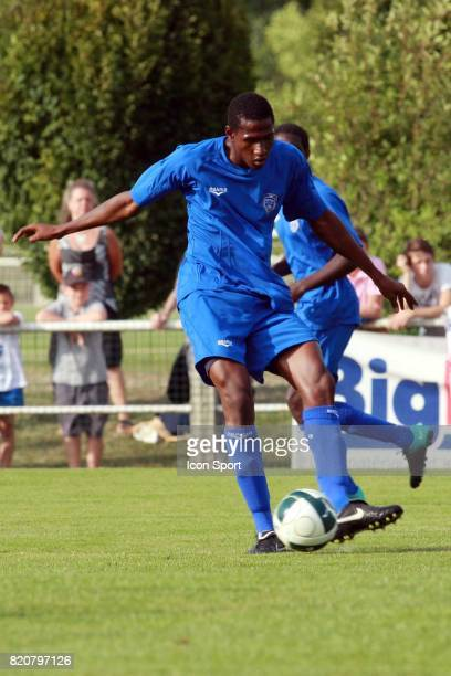Mamadou COULIBALY Troyes / Red Star Match amical