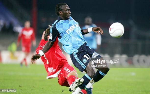 Mamadou NIANG Valenciennes / Marseille 9e journee Ligue 1 Photo Dave Winter / Icon Sport