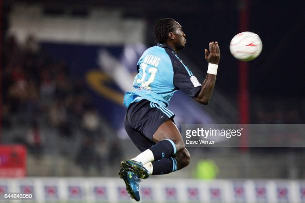 Mamadou NIANG Valenciennes / Marseille 9eme journee de Ligue 1 Photo Dave Winter / Icon Sport