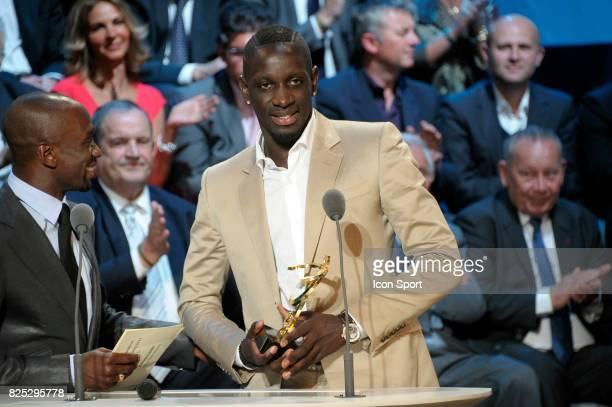 Mamadou SAKHO Meilleur Espoir Ligue 1 Trophee UNFP 2011