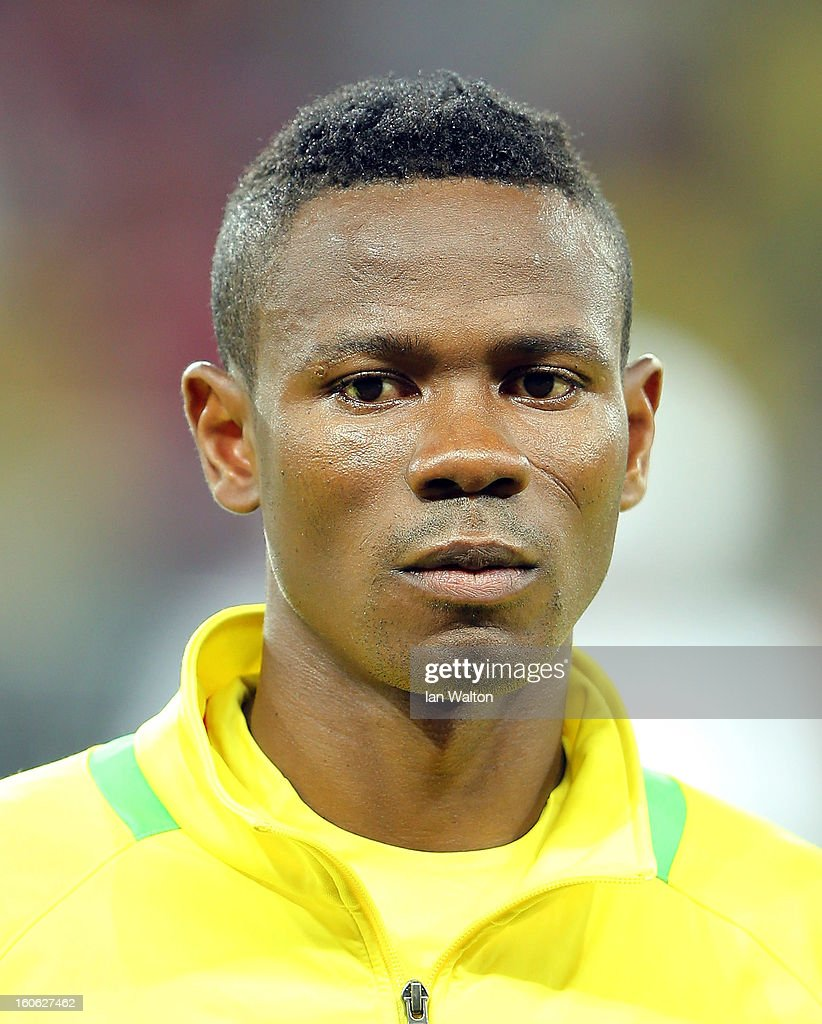 Mamah Abdoul Gafar of Togo during the 2013 Africa Cup of Nations Quarter-Final match between Burkina Faso and Togo at the Mbombela Stadium on February 3, 2013 in Nelspruit, South Africa.