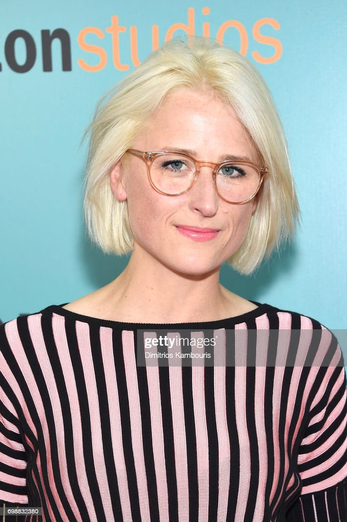 Mamie Gummer attends 'The Big Sick' New York Premiere at The Landmark Sunshine Theater on June 20, 2017 in New York City.