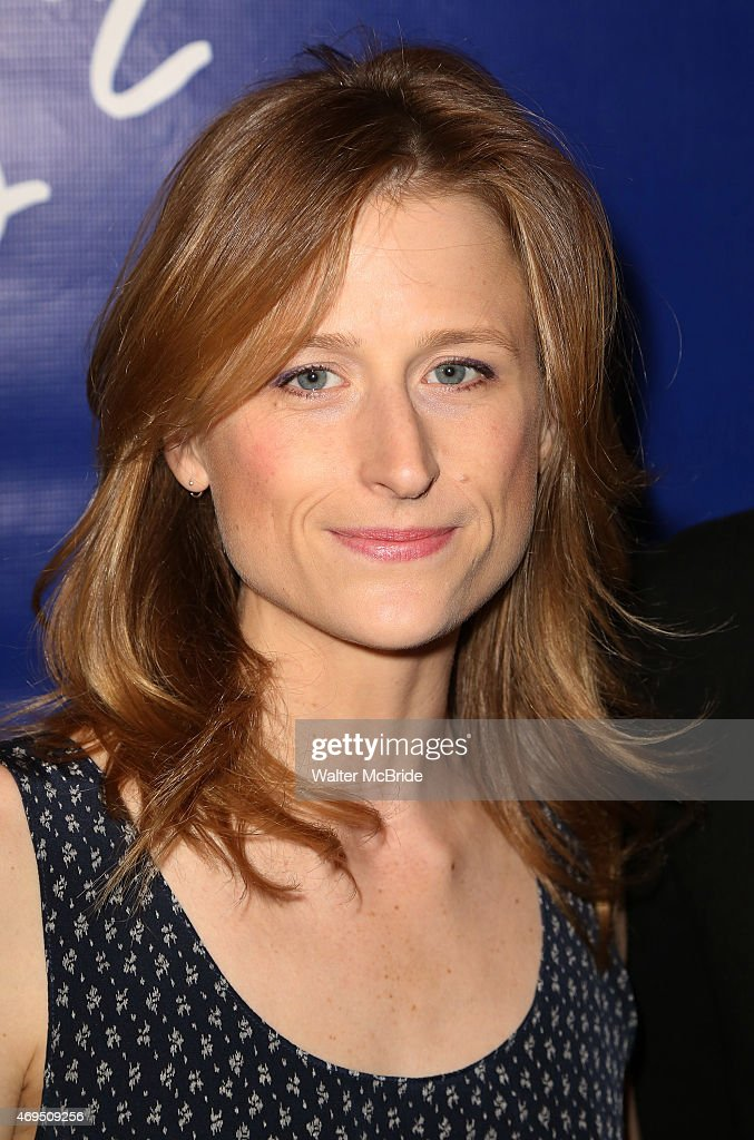 Mamie Gummer attends the Broadway Opening Night Performance of 'An American in Paris' at The Palace Theatre on April 12, 2015 in New York City.