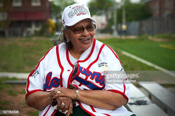 Mamie 'Peanut' Johnson the first woman player in the Negro baseball league who pitched for the Indianapolis Clowns got her start on the field that is...