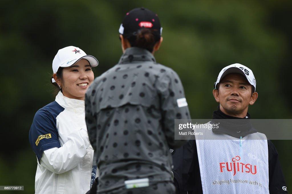 Fujitsu Ladies 2017 - Round One