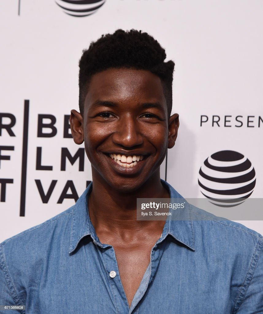 Mamoudou Athie attends 'One Percent More Humid' Premiere during the 2017 Tribeca Film Festival at SVA Theatre on April 21, 2017 in New York City.