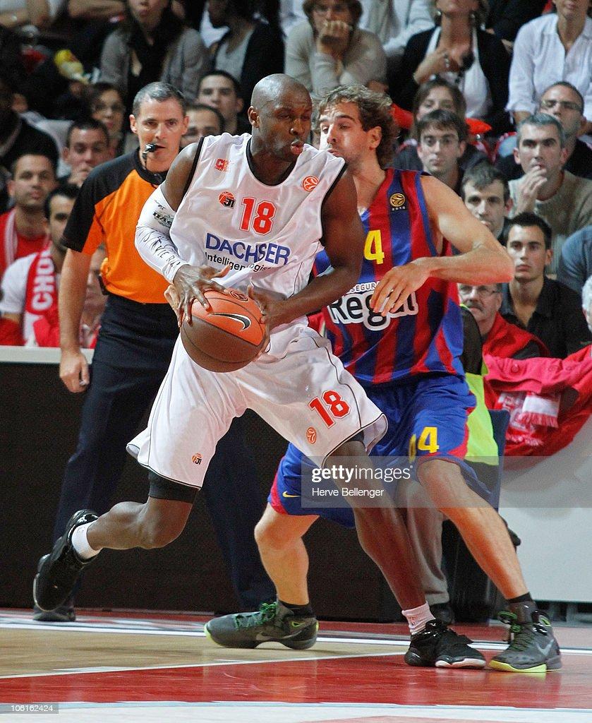 Cholet Basket v Regal F.C. Barcelona - Turkish Airlines Euroleague