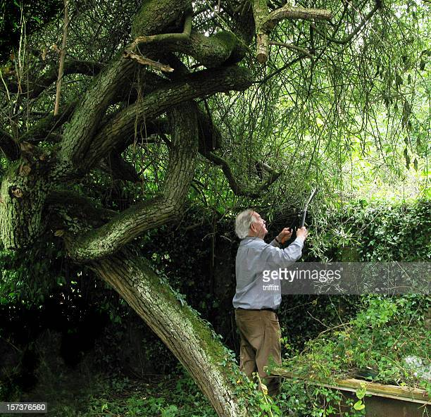 Man Against Nature.