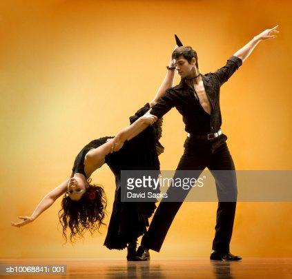 relajante interracial baile