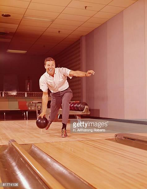 vintage bowling photo