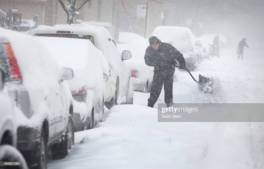 Us Snow Chicago 2 Stock Photos and Pictures | Getty Images