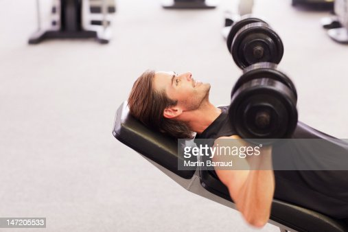 how to train chest with dumbbells