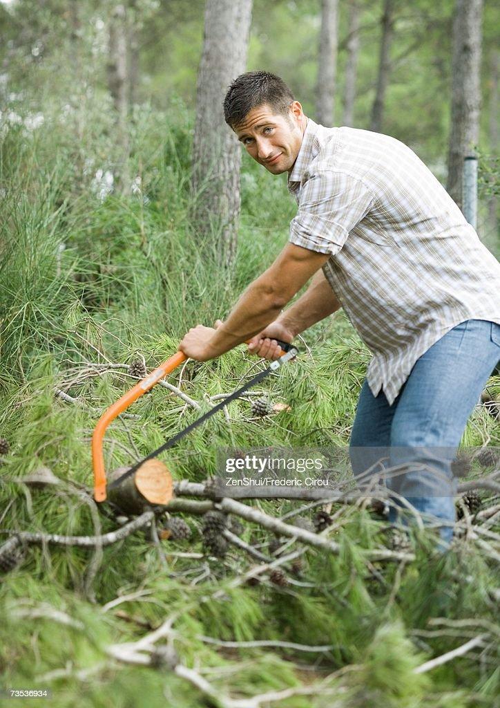 yard work images