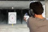 Photo taken at firing range in Orlando Florida