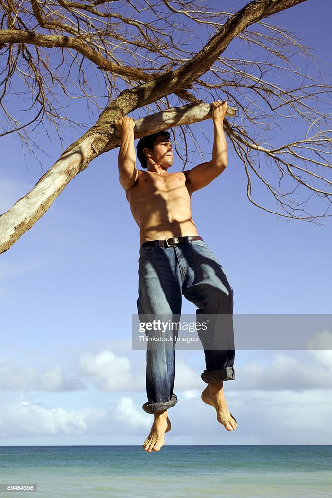 Idea necessary nude hanging from tree limbs think