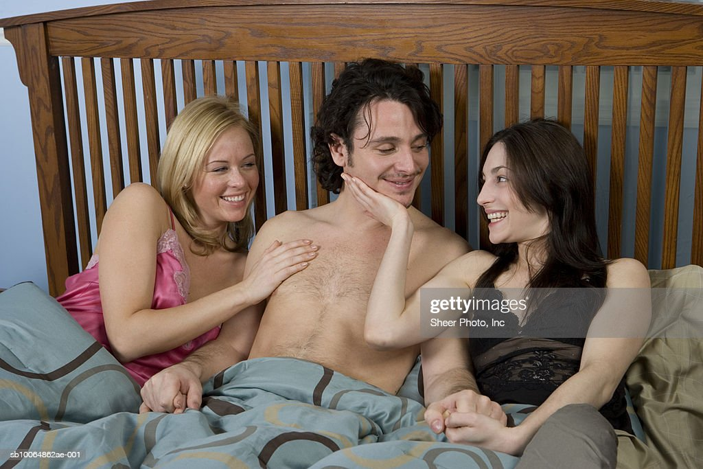 sex with man two women One