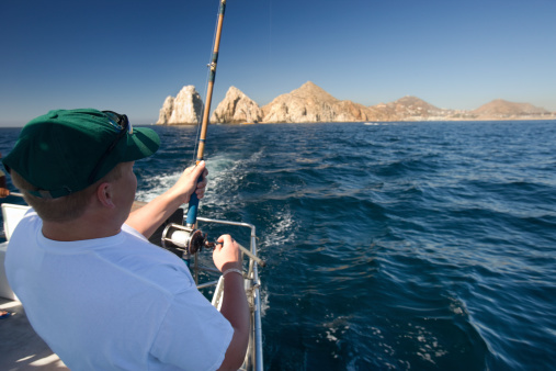 Los cabos fotograf as e im genes de stock getty images for Deep sea fishing los angeles