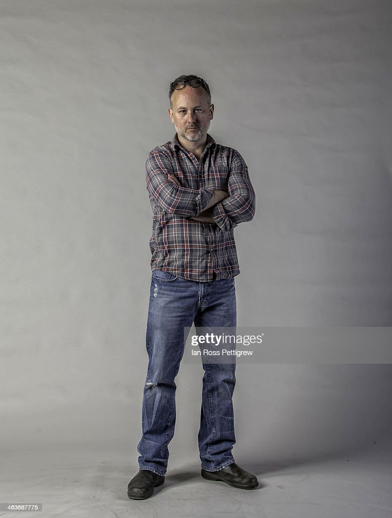man in jeans : Stock Photo