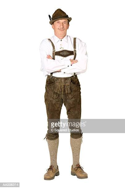 Man in Lederhosen