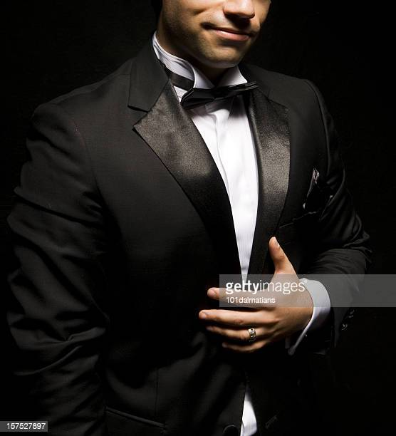 Mann in Anzug
