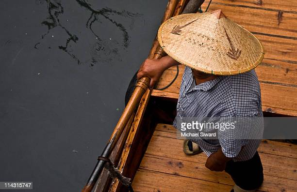 Man in traditional hat