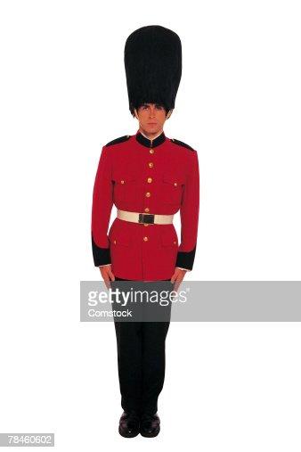 British Royal Guard Uniform 50