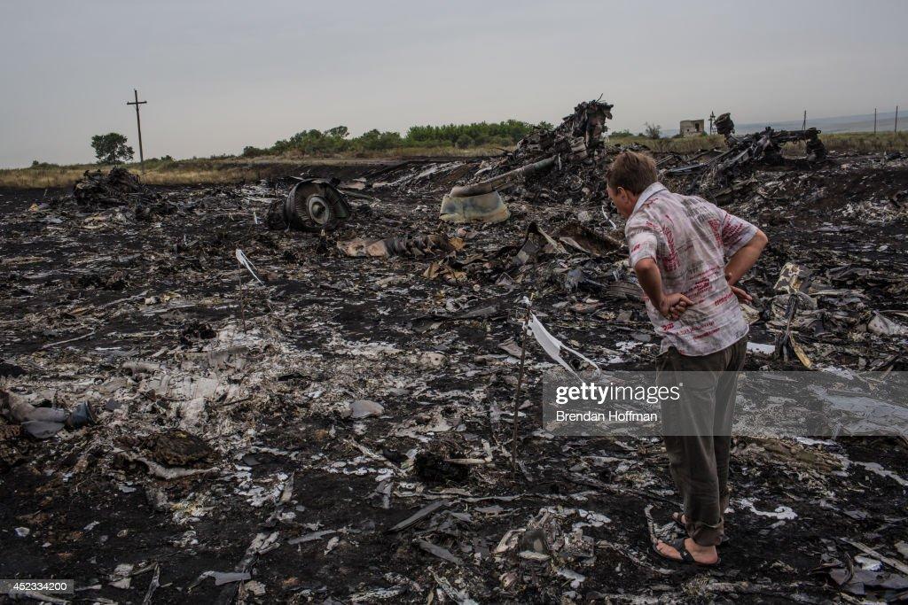 malaysia airlines crash debris - photo #6