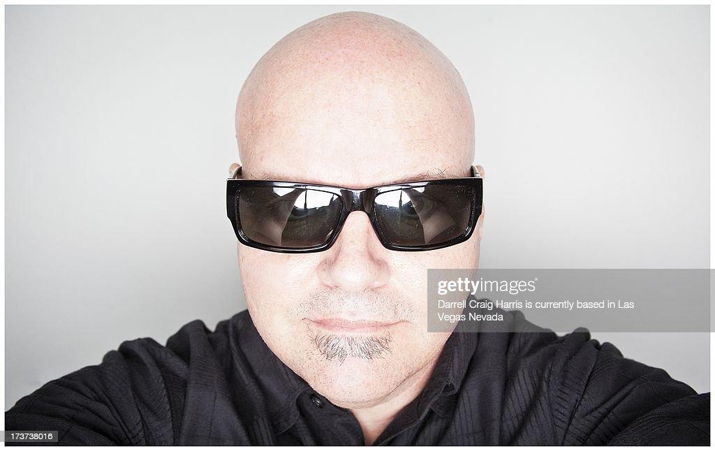 Man portrait : Stock Photo