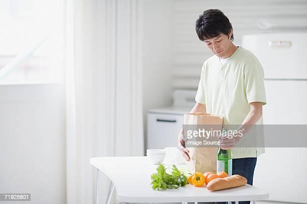 Man 料理
