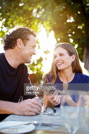 Man proposing to woman : Stock-Foto