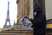 French Newspapers The Day After Duke of Edinburgh Died