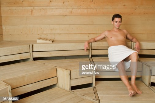 men steam room stock photos and pictures getty images. Black Bedroom Furniture Sets. Home Design Ideas