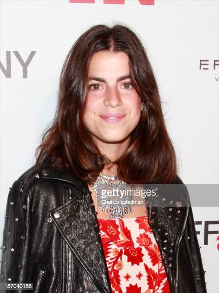 Man Repeller bogger Leandra Medine attends the 2012 Footwear News Achievement awards at The Museum of Modern Art on November 27 2012 in New York City