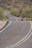 USA, Arizona, Phoenix, South Mountain Park