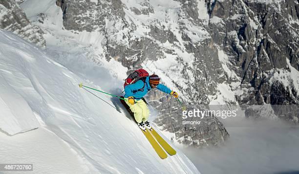 Homem Esqui