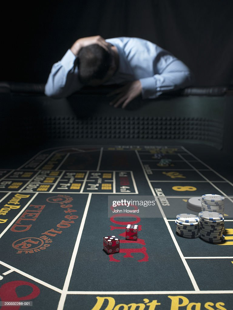 Craps table expressions