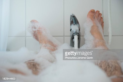 how to create a bubble bath