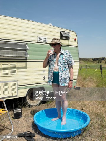 Paddling Pool Stock Photos And Pictures Getty Images