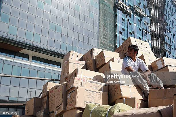 Dubai Shipping Stock Photos and Pictures | Getty Images