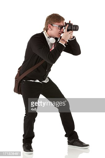 how to take pictures with a camera