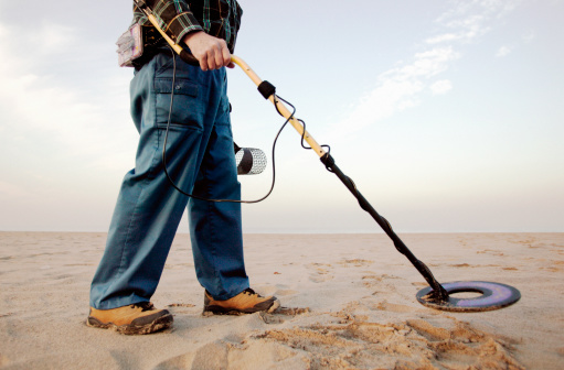 Jew Detector: Metal Detector Recreational Stock Photos And Pictures