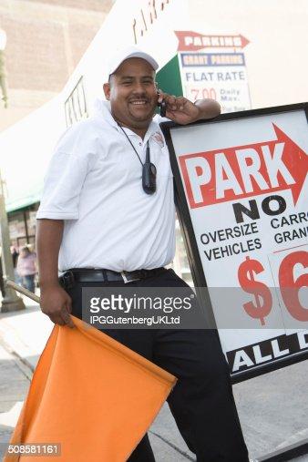 Man using mobile phone : Stockfoto