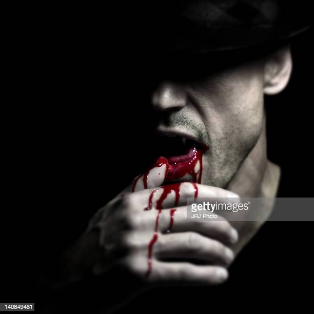 Man vampire blood fedora