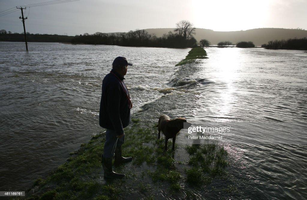 Dog Walks Near Aberystwyth
