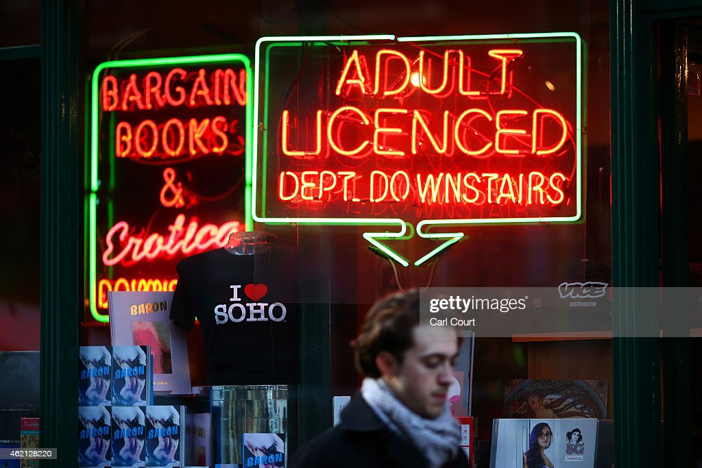bookstore adult london sw15