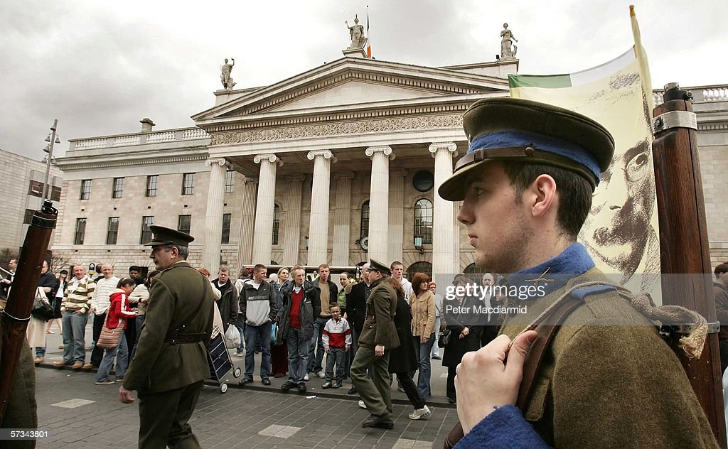 the military and political failure of the easter rising of 1916 British authorities in dublin castle were taken completely by surprise by the easter rising in 1916 however, they reacted with heavy military reinforcements.