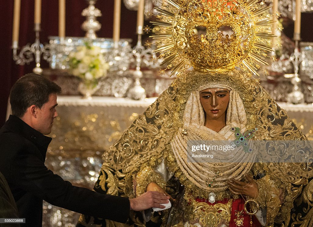 Virgin Mary | Getty Images