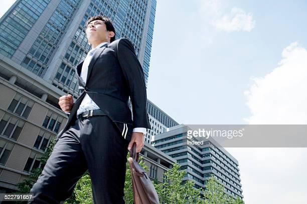 A man who walks